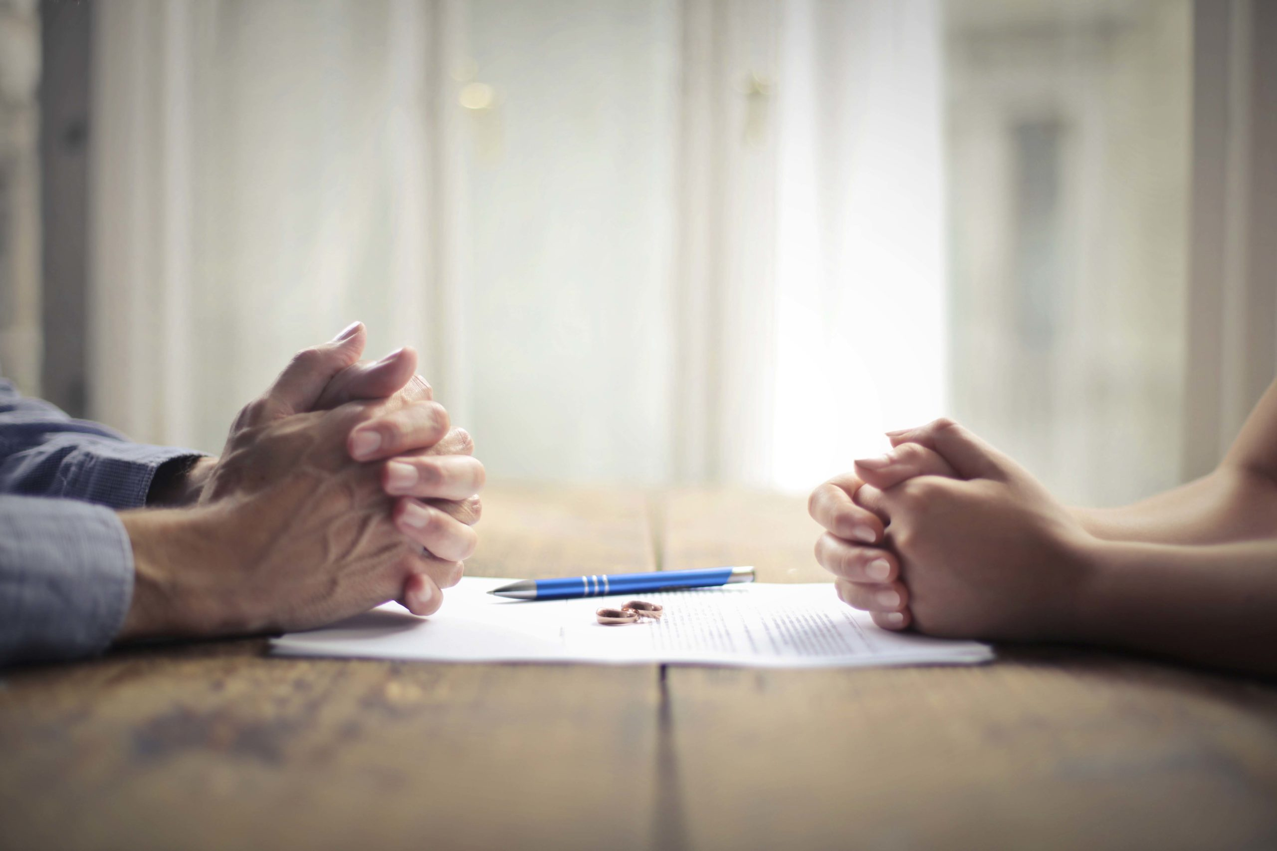 Ehe Scheidungsrecht Unterhalt Ehevertrag Fachanwalt Fürth